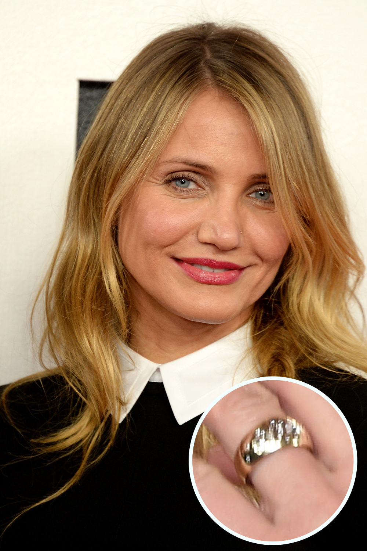 Top Celebrity Engagement Rings Best Celebrity Engagement
