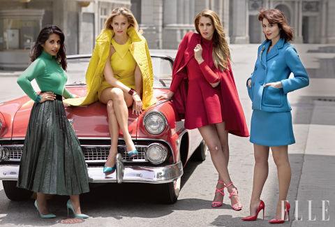 Olivia Wilde, America Ferrera, Anna Kendrick and More ...