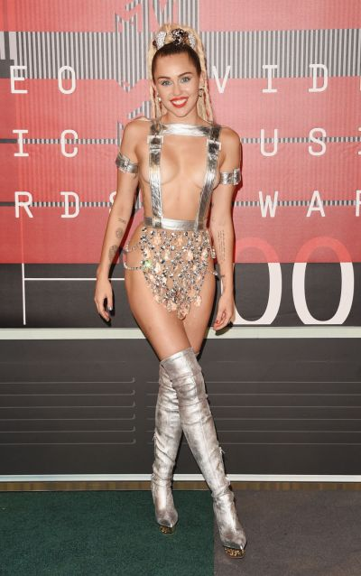 Image result for 2015 vma miley