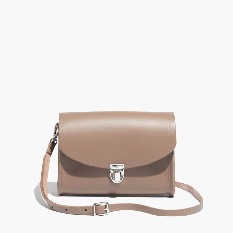 The Cambridge Satchel Company Medium Push Lock Crossbody Bag, $120; madewell.com