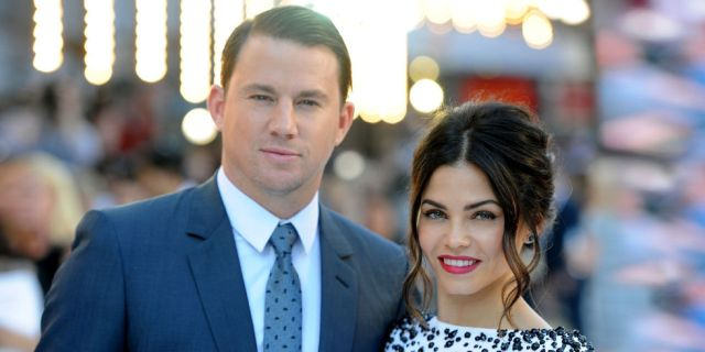 Image result for channing Tatum divorce