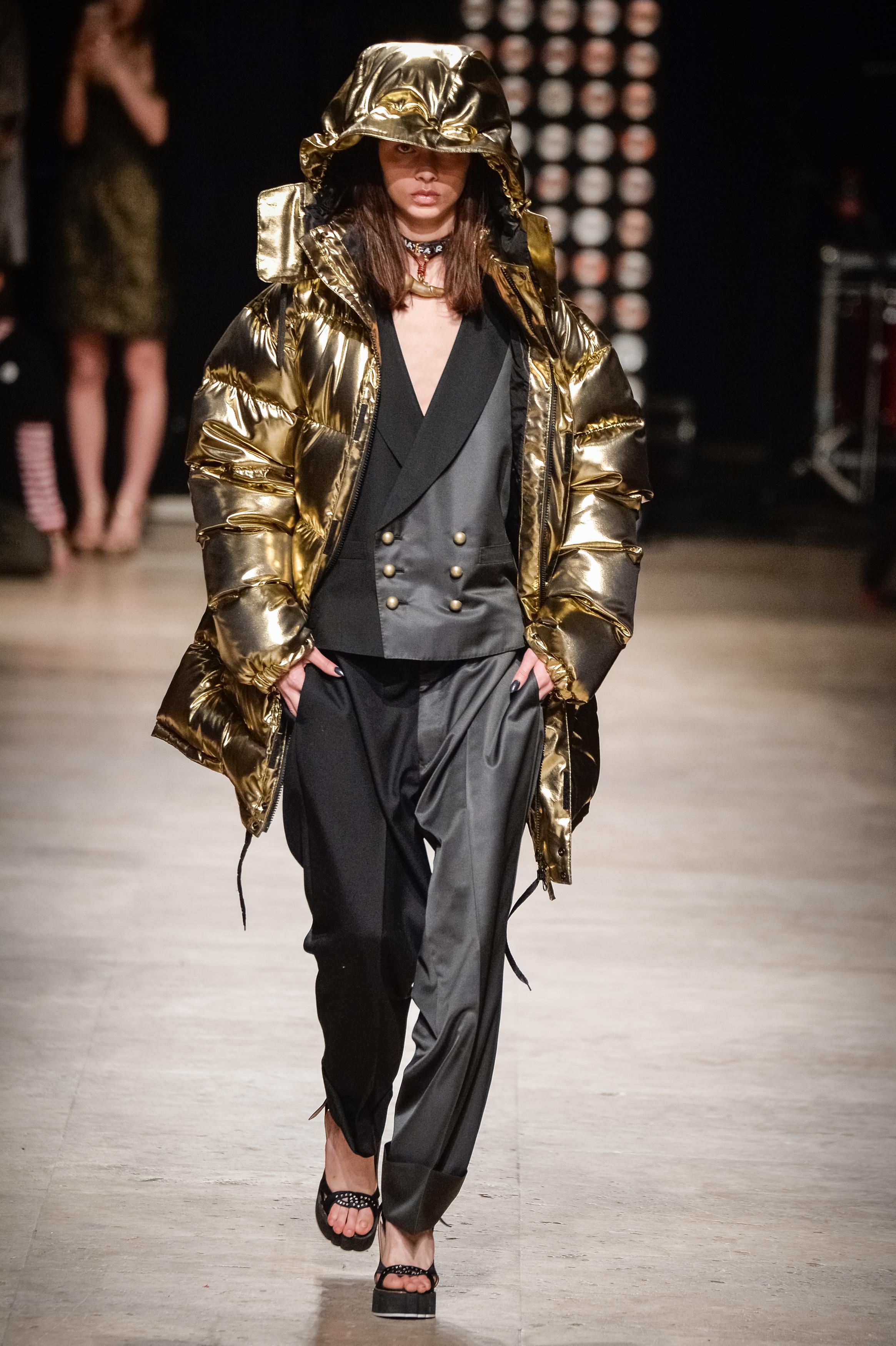 Image result for vivienne westwood puffer jacket