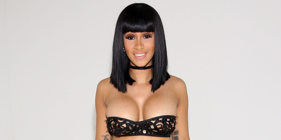Cardi B looking gorgeous