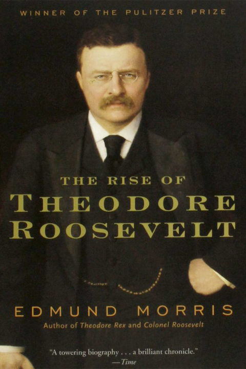 As far as American presidents go, good ol' Teddy Roosevelt goes down in history as the most badass. Help him channel his inner Rough Rider by giving him this Pulitzer-winning book, the first of three volumes detailing the life of our 26th president.  The Rise of Theodore Roosevelt by Edmund Morris, $13; amazon.com