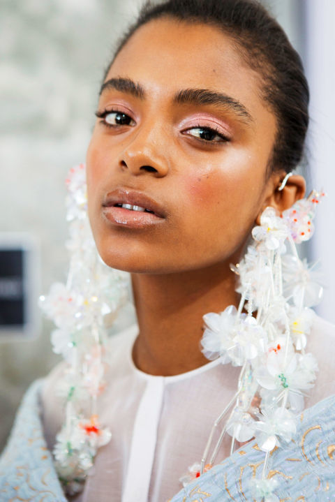 """""""Last year was all about the matte lip, but I want to bring gloss back,"""" says Ta. Park wholeheartedly agrees: """"Liquid matte lips dominated the last few years, but lipgloss is a refreshing change giving dimension, shine, and youth."""" And if Glossier's holiday set, which included a shamelessly shiny gloss, is any sign, they are right on trend."""