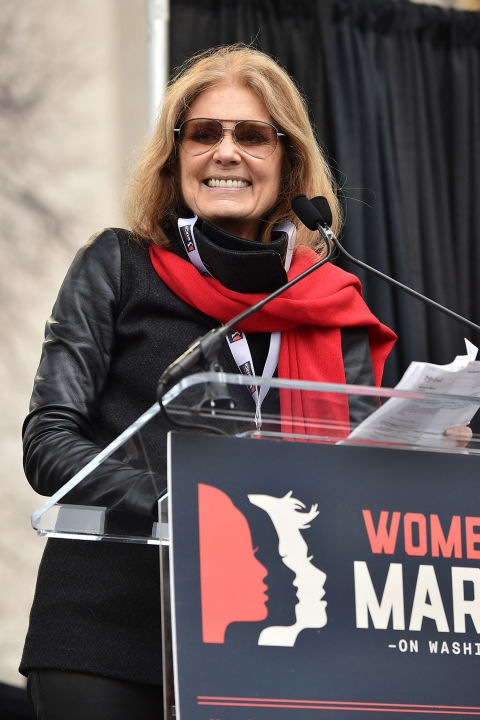 Championed women's libIn 1963, Gloria Steinem took a job at the Playboy Club, working as a scantily clad waitress in order to reveal the inner-workings of the club for an article in Show magazine. She later helped found New York magazine, in which she wrote essays on politics and women's rights, and then Ms. magazine, which tackled issues like domestic violence. Her writing, both in those early years and today, has helped push the women's liberation movement forward. She's championed female independence and social justice, and encouraged women to find their voices. To Steinem, equal rights and change are part of a long game that requires constant work and attention that should evolve over time. Her most recent book, My Life on the Road, came out in 2015.