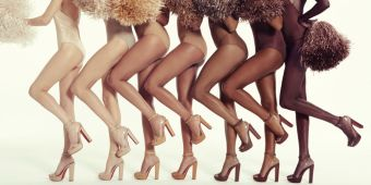 Christian Louboutin's New Nude Heels Are More Inclusive Than Ever