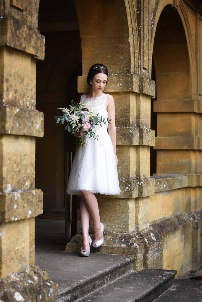 tea-length-style-wedding-dress