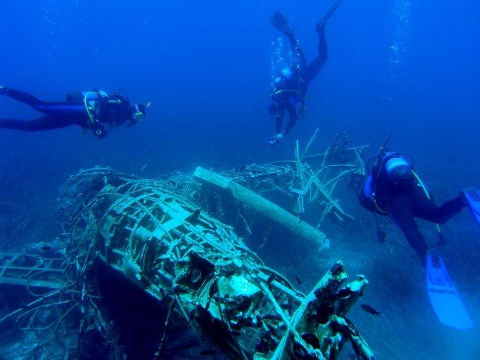 Blue Fin Divers, Naxos
