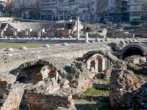 Roman Agora Thessaloniki