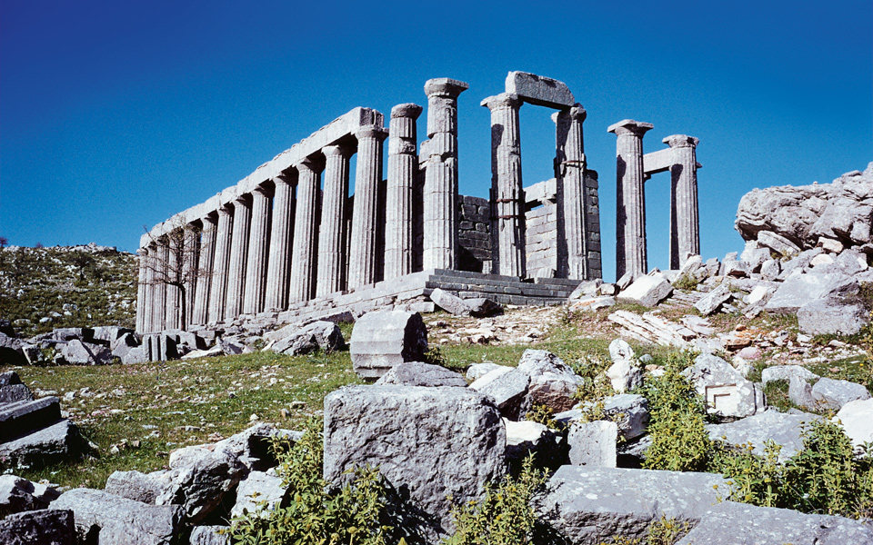 Temple of Apollo Epikourios