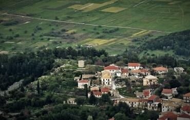 Karya village, Lefkada