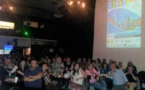 Αργεντινή μουσικο-χορευτική Εκδήλωση  1ο Διεθνές Φεστιβάλ Ελλάδα Παντού