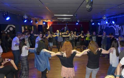 Ολλανδία 1ο Διεθνές Φεστιβάλ Ελλάδα Παντού Εκδήλωση της Ελληνικής Κοινότητας Άμστερνταμ