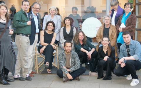 Γερμανία Εικαστική Έκθεση Αμβούργο 1ο Διεθνές Φεστιβάλ Ελλάδα Παντού