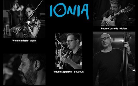 Αυστραλία Ionia Μουσικό Δρώμενο 1ο Διεθνές Φεστιβάλ Ελλάδα Παντού