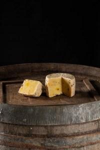 formaggio zafferano