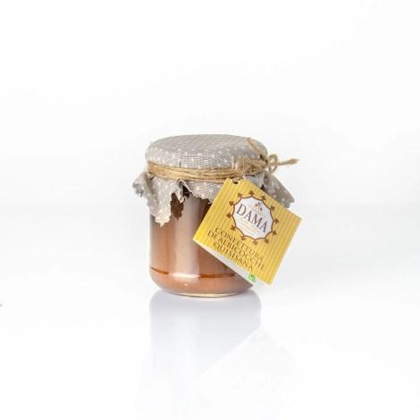 Marmellata albicocche dama