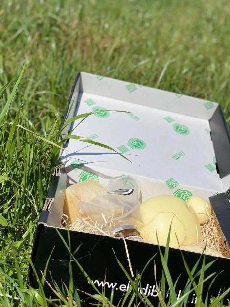 box di formaggi