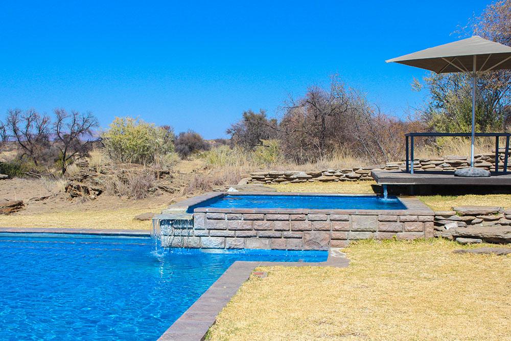 The Lodge at Naankuse Wildlife Sanctuary Namibia