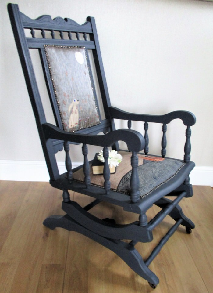 Portfolio: Fox and Hare Chair