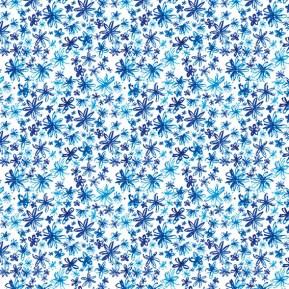China Blue Pattern (c) Ella Johnston