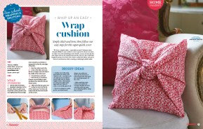 Ella Johnston Scandi Star fabric used on Homemaker project, Photography by Cliqq Photography
