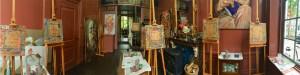 atelier #Haarlem schilderlessen