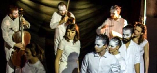 Glasstown Arts Theatre West End 2015
