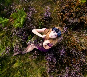 Copyright: Tim Pile. Make up: Rebecca Parker