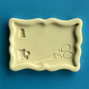 Sewing Plaque Mould