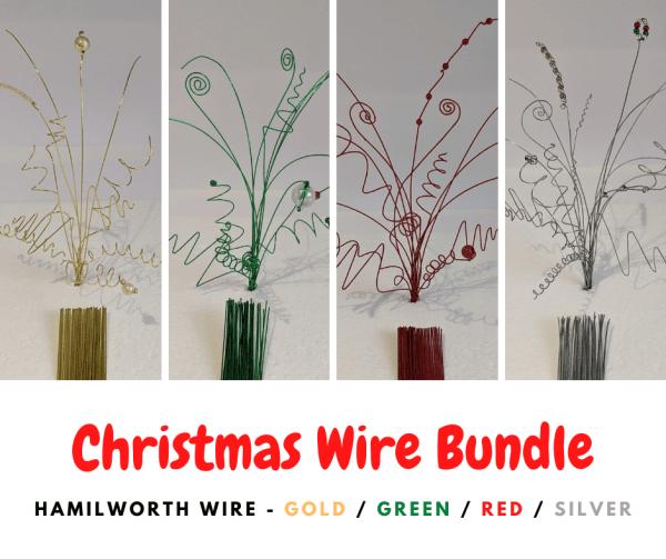 Christmas Wire Bundle
