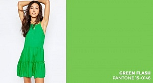 PANTONE 15-0146 Green Flash