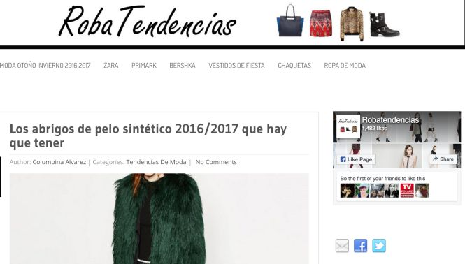 roba tendencias blog moda low cost