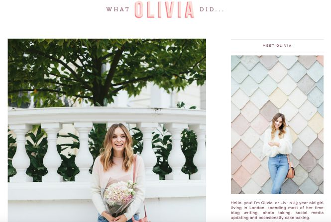 what olivia did blog moda low cost