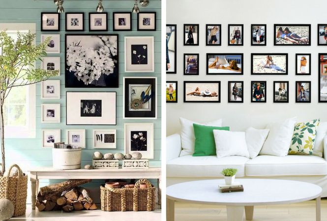 7 ideas increbles para una decoracin de interiores barata Ellas