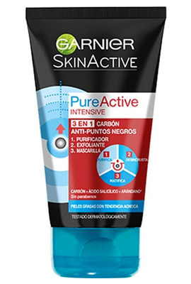 Garnier Pure Active Carbón