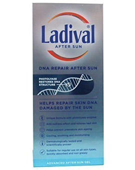 DNA repair after sun de Ladival