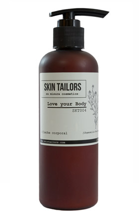 Crema corporal Love your Body de Skin Taylors