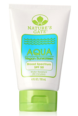 Nature's Gate Aqua Block SPF 50
