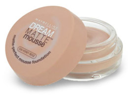 Maquillaje En Mousse De Maybelline New York Dream Matte