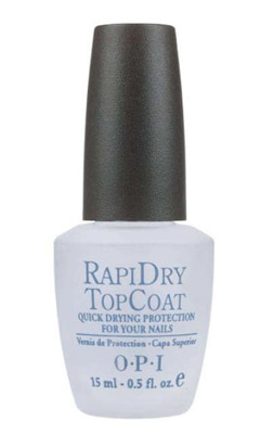 RapiDry Top Coat de OPI