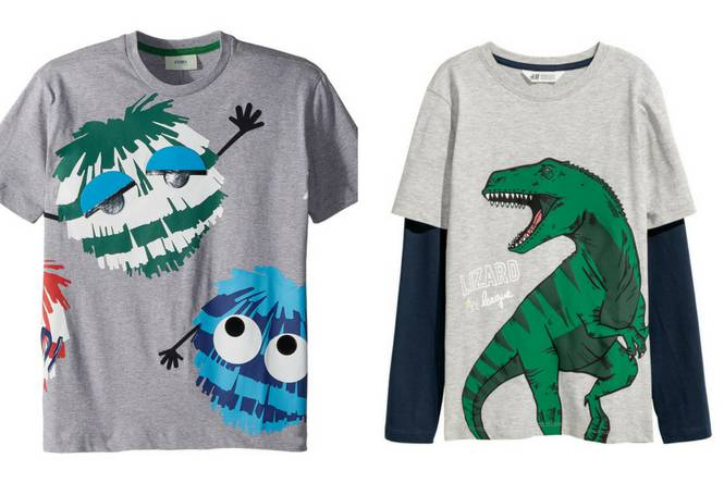 tendencia monster vacation niños