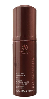 Phenomenal 2-3 Week Tinted Tan Mousse de Vita Liberata