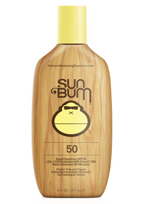 Face Lotion SPF 50 de Sun Bum