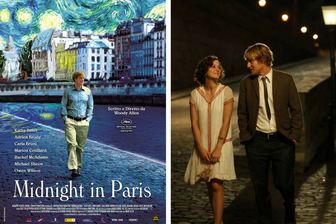 Medianoche en París (Midnight in Paris)