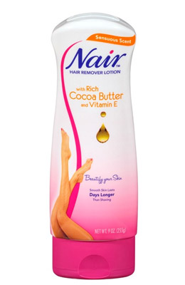 Nair Cocoa Butter Hair Remover Lotion