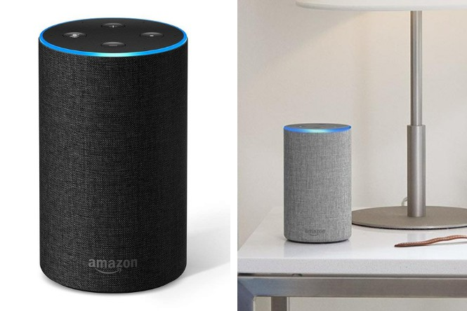 amazon echo altavoz con alexa