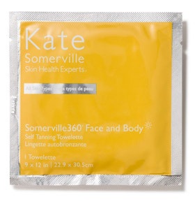 Face and Body Self-Tanning Towelettes de Kate Somerville
