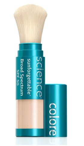Sunforgettable Brush-On Sunscreen SPF 50 de Colorescience